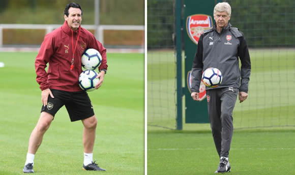 Nacho Monreal reveals the difference between Unai Emery and Arsene Wenger