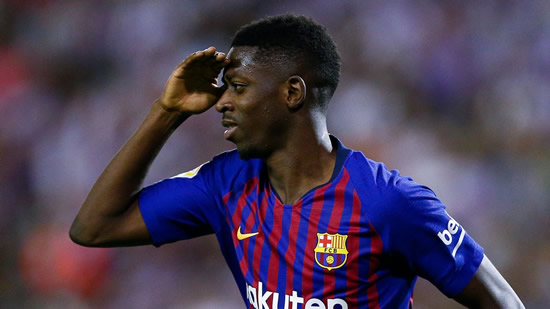 Devastating Dembele finally showing why Barcelona spent €145m on French star