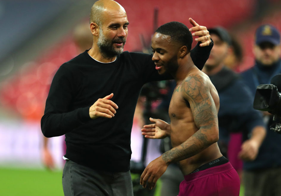 Manchester City concern: Raheem Sterling contract talks reach an impasse