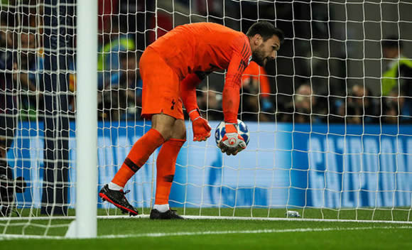 Hugo Lloris: Tottenham fans are FURIOUS with Spurs star for doing this against Barcelona