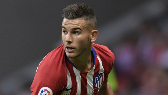 Atletico's Lucas 'didn't pay much attention' to Real Madrid offer