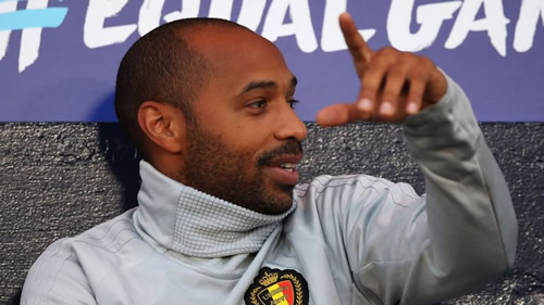 Thierry Henry agrees to become Monaco manager
