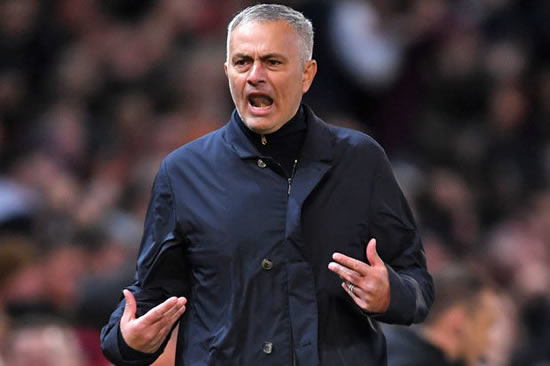 Jose Mourinho sack: Real Madrid WOULD turn to Man Utd boss 'on one condition'