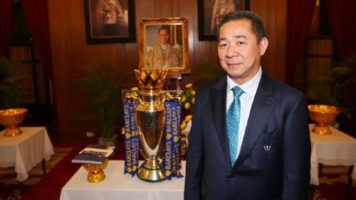 Leicester City owner Vichai Srivaddhanaprabha killed in helicopter crash outside stadium