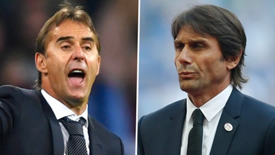 Real Madrid sack Lopetegui after Clasico humiliation with Conte set to take over