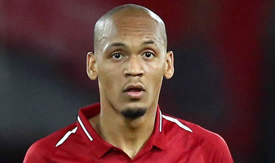 Liverpool ROCKED: Fabinho ready to consider PSG transfer amid Jurgen Klopp troubles