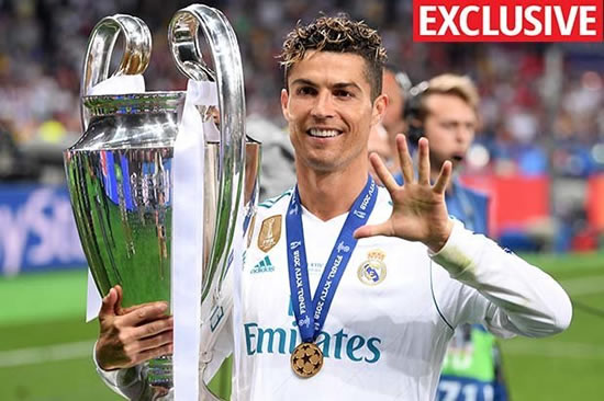 Real Madrid insider drops BIG Cristiano Ronaldo claim: 'Liverpool didn't know'