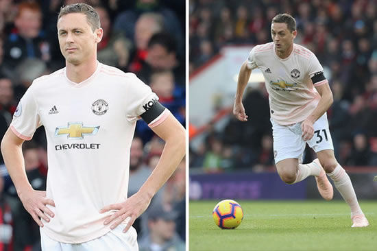 Nemanja Matic trolled by fans for wearing Man United shirt without poppy