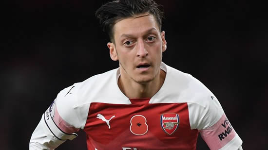 Mesut Ozil turned down 'crazy offers' from Asia to stay at Arsenal, says his agent