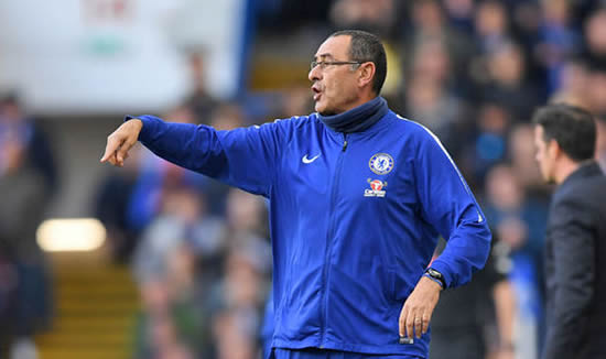 Chelsea transfer news: Maurizio Sarri set for £200million January spending spree