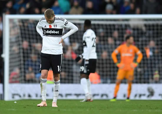 Claudio Ranieri promises to buy Fulham stars McDonald's for clean sheets in bid to fix leaky defence