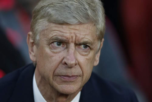 "Arsene Wenger predicts ""robots"" will replace managers in 20 years"