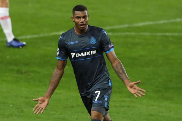 Arsenal boss Unai Emery joins £15m race for Club Brugge's Brazilian star Wesley Moraes