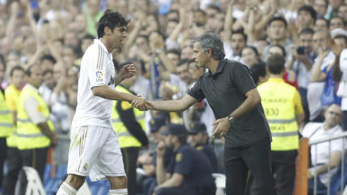Kaka: I had two problems at Madrid: One was injuries and the other was Mourinho