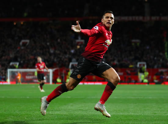 Solskjaer believes Alexis Sanchez can still be an 'asset' for Man United