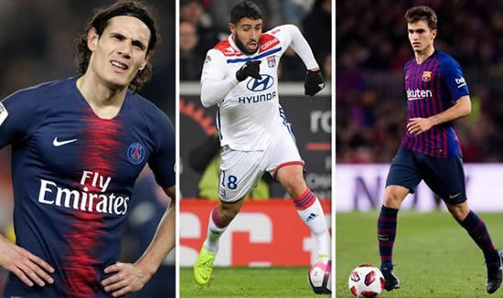Transfer news LIVE: Coutinho to Man Utd link, Suarez 'close' to Arsenal, Chelsea deal