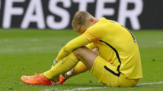Joe Hart's slide from England No.1 to the Championship in three years