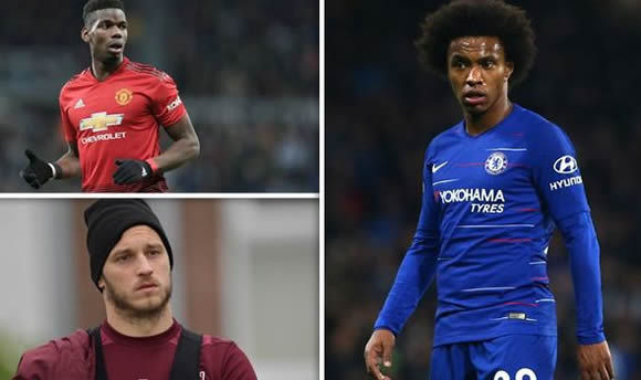 Transfer news UPDATES: Barcelona deal agreed, Chelsea sell star, Man Utd and Arsenal talks