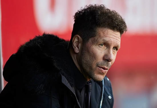 Man Utd 'sound out' Atletico Madrid boss Diego Simeone for Old Trafford hot seat