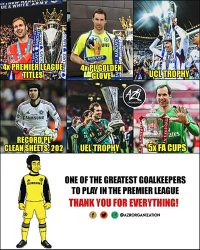 7M Daily Laugh - Goodbye, Petr Cech!