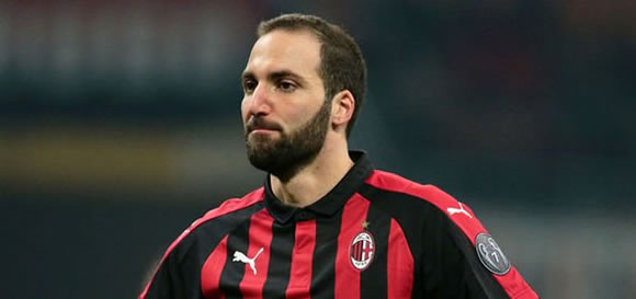 Transfer news UPDATES: Chelsea fans demand Higuain announcement, Rodriguez to Arsenal off