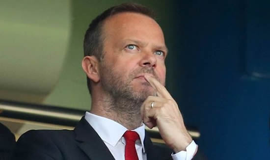 Man Utd transfer news: What Ed Woodward is prepared to do with £100m kitty