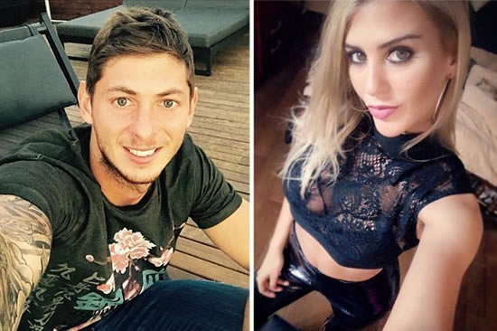 Emiliano Sala's model friend wants Argentina to intervene after search for star ENDED