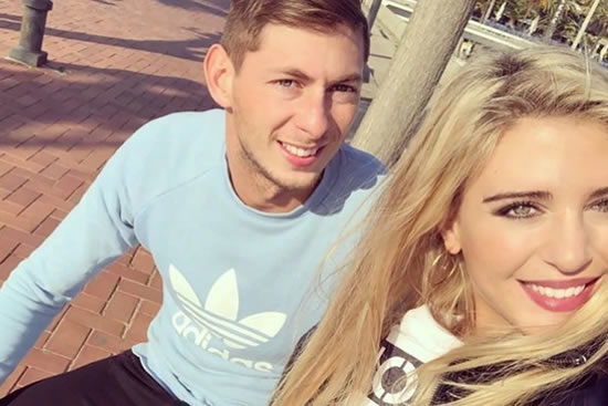 Emiliano Sala's ex issues desperate plea as search for Cardiff City striker RESUMES