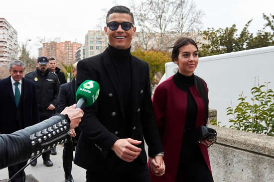 'MOST WONDERFUL WOMAN' Cristiano Ronaldo posts gushing message to 'wonderful' Georgina Rodriguez on her 25th birthday