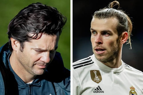 Real Madrid fans FUME over Santiago Solari decision against Barcelona