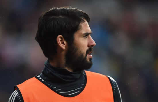 Isco claims that he isn't getting opportunities at Real Madrid under Santiago Solari