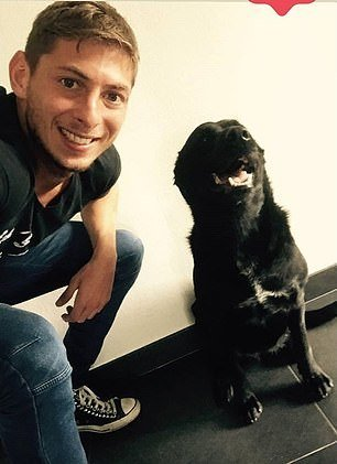 Emiliano Sala's sister reveals she's adopted Cardiff City star's heartbroken dog Nala