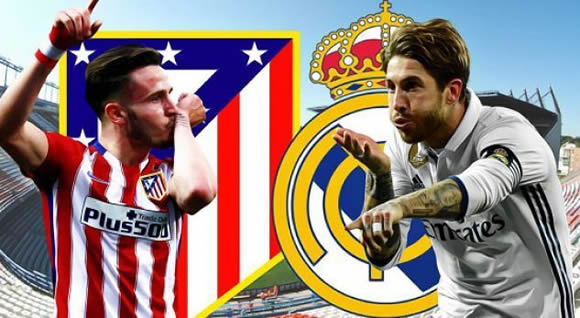 Atletico Madrid vs Real Madrid - Solari knows Real have to be at their best to beat Atletico