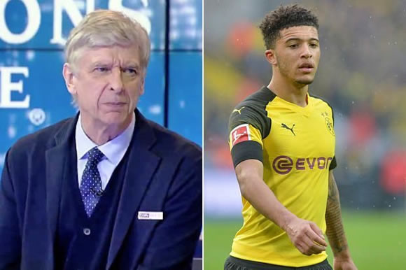 Arsene Wenger drops Arsenal transfer revelation: 'I wanted to take him from Man City'