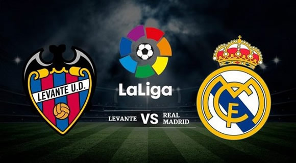 Levante vs Real Madrid - Real Madrid committed to LaLiga title race - Solari