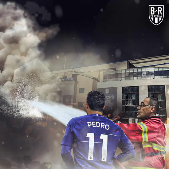 7M Daily Laugh - Sarri's cigarretes caused the fire