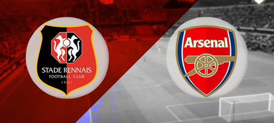 Stade Rennes FC vs Arsenal - Fixture congestion should not be used as an excuse