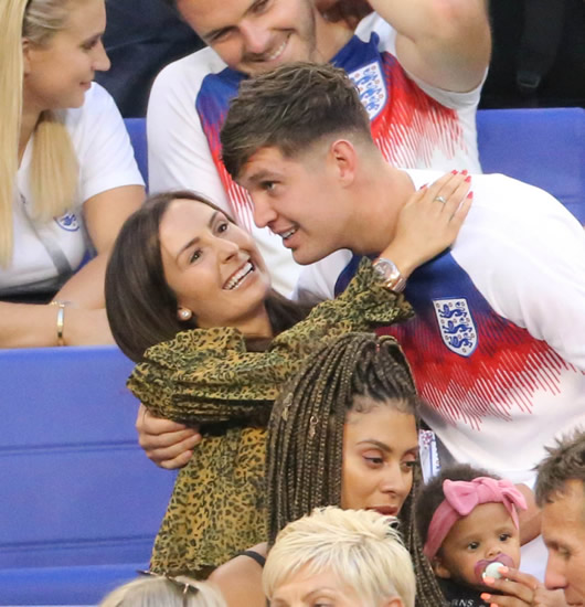 Manchester City ace John Stones dating young mum after walking out on childhood sweetheart and baby