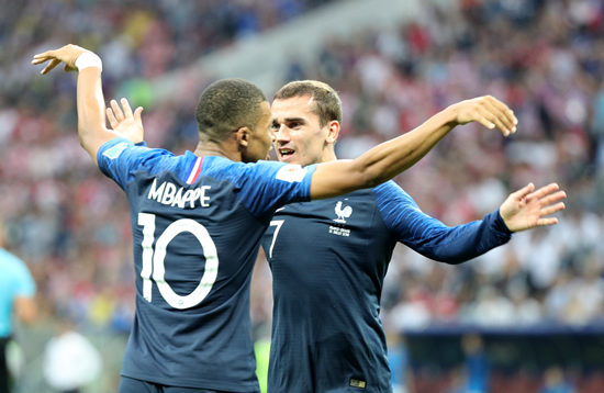 Parents In France Banned From Naming Their Child 'Griezmann Mbappe'