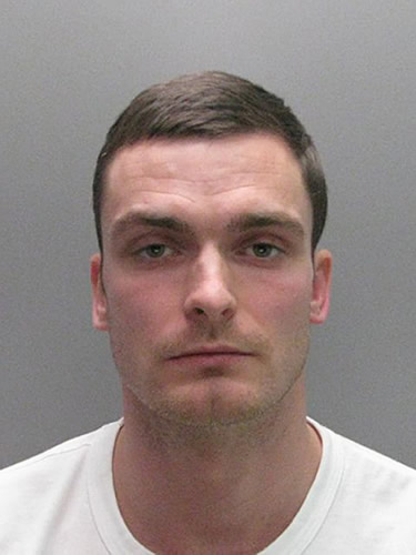 Adam Johnson banned from spending any time alone with his daughter after his release from prison TODAY