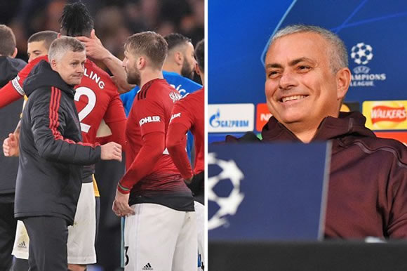 Man Utd's defeat to Wolves proves Jose Mourinho was right about ONE thing