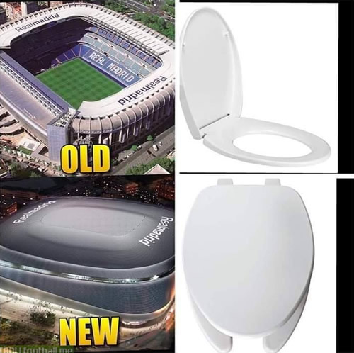 7M Daily Laugh - the new Tottenham stadium