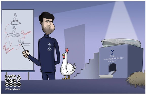 7M Daily Laugh - EPL this season so far...