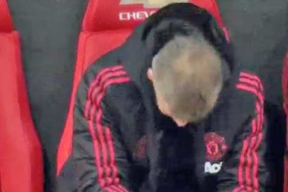 How Man Utd boss Ole Gunnar Solskjaer reacted to David de Gea error against Man City