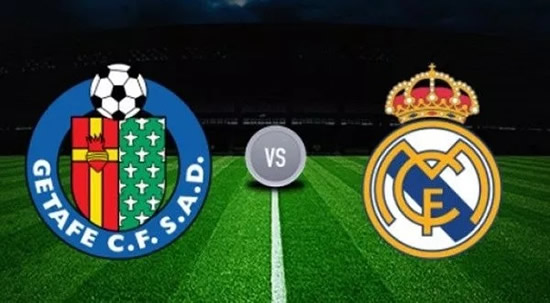 Getafe vs Real Madrid - Real Madrid boss Zidane to prioritise LaLiga in 2019-20