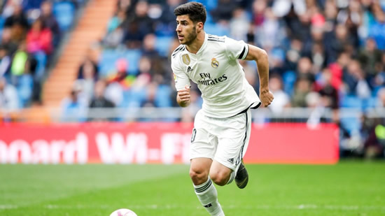 Real Madrid have rejected bids of €180m for Asensio - agent