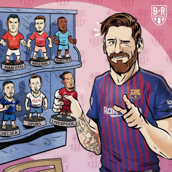 7M Daily Laugh - Barca's love affair continues