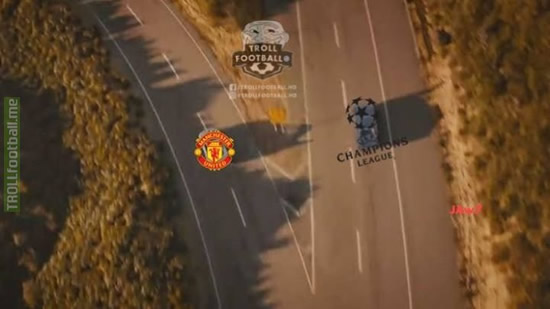 7M Daily Laugh - UCL quota situation
