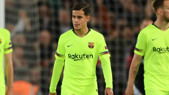 Transfer news and rumours UPDATES: Coutinho set for Barcelona axe after Liverpool nightmare