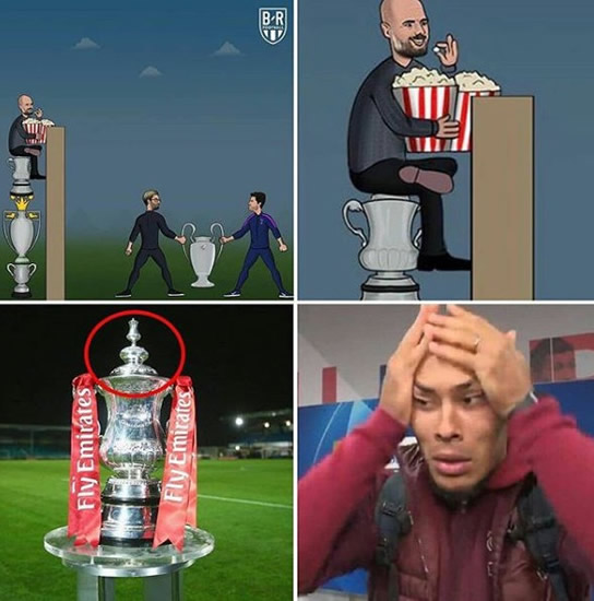 7M Daily Laugh - Europa final be like...